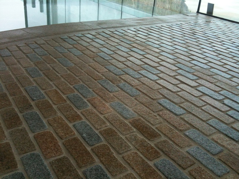 granite coping stones by Everything Stone