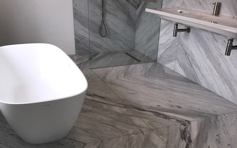 marble flooring tiles - natural stone flooring tiles by Everything Stone