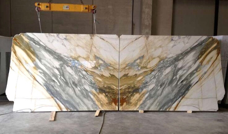book matching granite & marble by Everything Stone