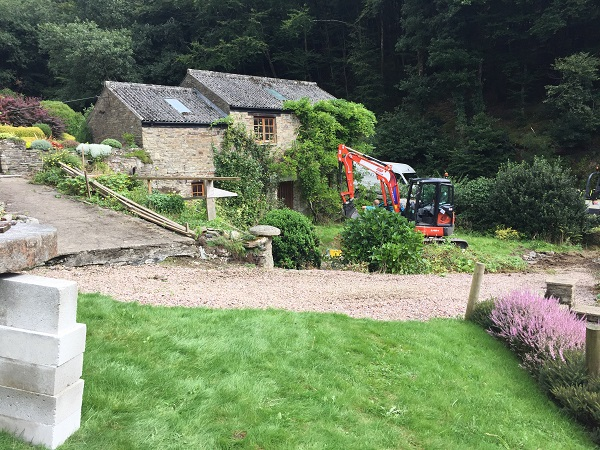 landscaping in Cornwall