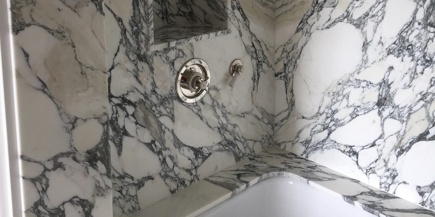 stone bathrooms by everything stone