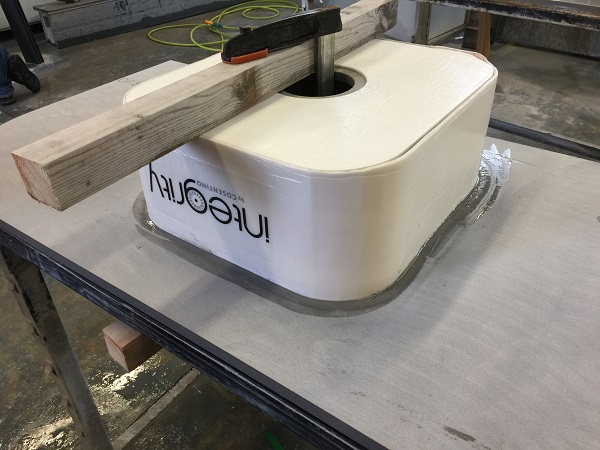 silestone integrity sink by everything stone