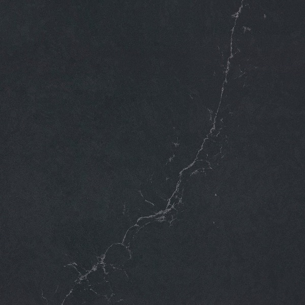 silestone eternal charcoal worktops by Everything Stone