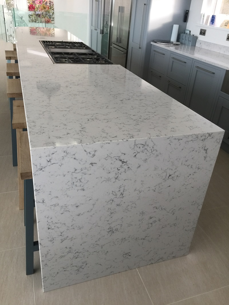 Silestone worktops in Cornwall by everything Stone