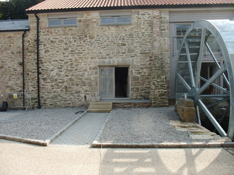 sealing natural stone with everything stone