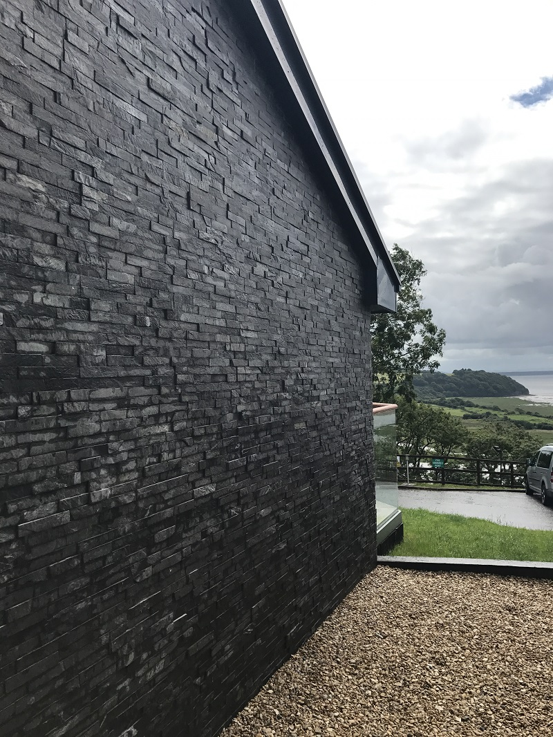 Tier Wall Cladding by Everything Stone