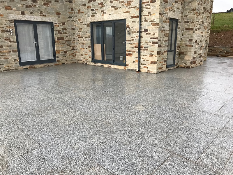 sealing natural stone by everything stone