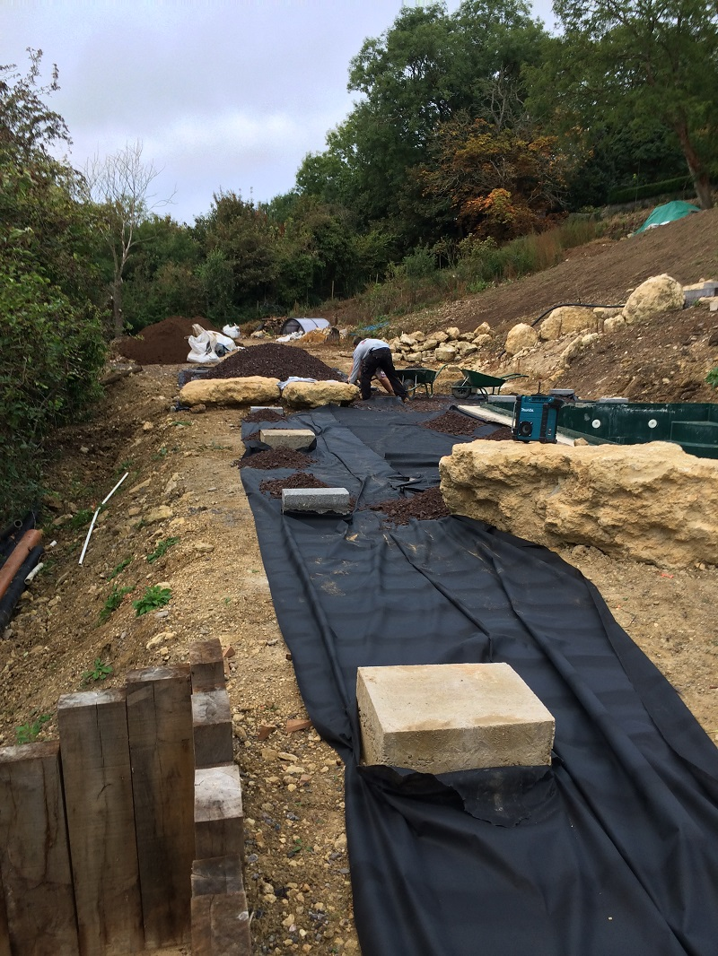 retaining walls by everything stone