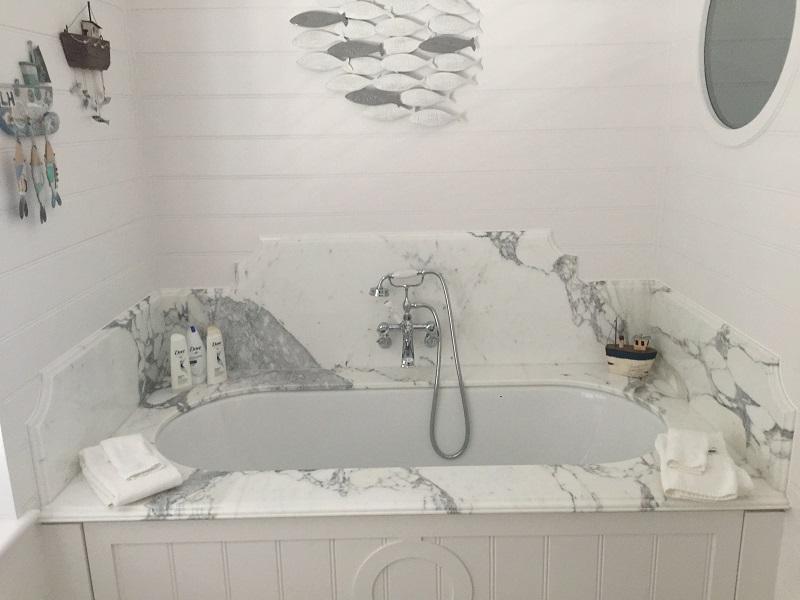 stone bath surround - by everything stone