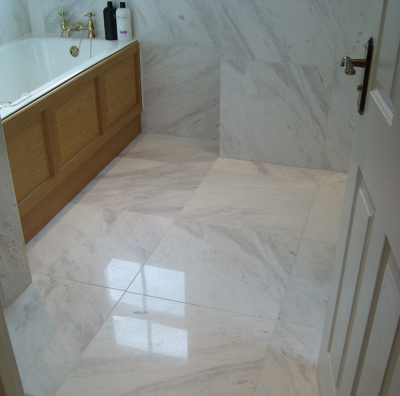 marble tiles by the Everything Stone team