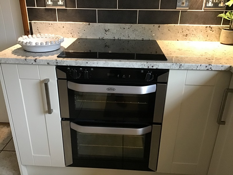 Colonial white granite worktops by Everything Stone