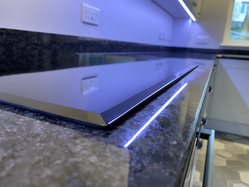 Steel Grey Granite Worktops By Everything Stone