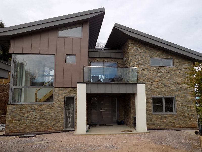 Buy slate wall cladding tiles at Everything Stone