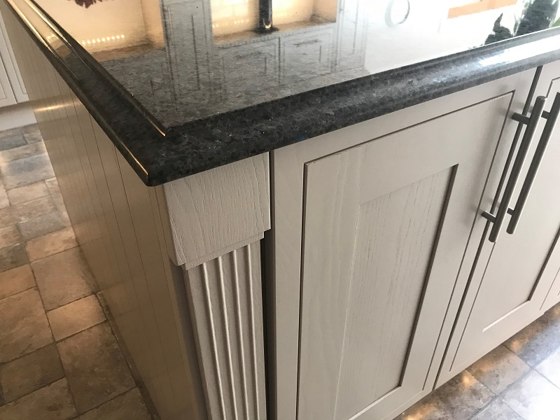 Labrador Antique granite worktops by Everything Stone