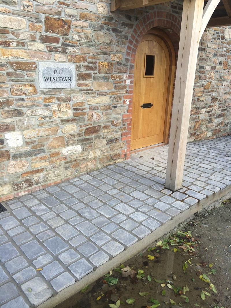 sandstone block paving by Everything Stone
