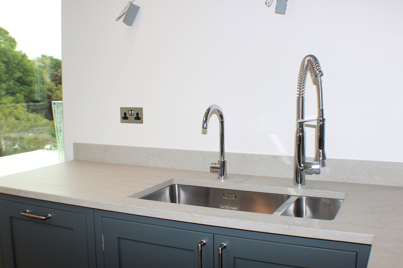 Classic Quartz Worktops by Everything Stone